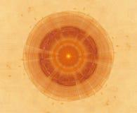 Formas abstractas excelentes Foto de archivo libre de regalías