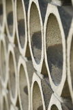 Formas abstratas foto de stock