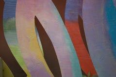 Formas abstratas coloridas fotos de stock royalty free