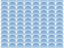 Formas abstratas do círculo Imagens de Stock