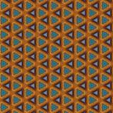 Formas abstratas geométricas Fotografia de Stock Royalty Free
