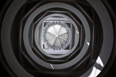 Formas arquitectónicas Foto de archivo libre de regalías