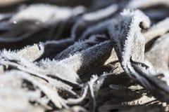Formas congeladas Imagen de archivo