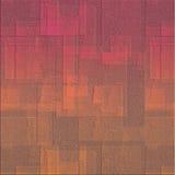 Formas 3D abstratas coladas no fundo áspero Fundo textured do tom brilhante sujo foto de stock