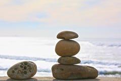 Formas de la roca Fotografía de archivo libre de regalías