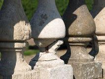 Formas de pedra Fotografia de Stock