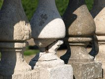 Formas de piedra Fotografía de archivo