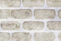 Formas del cemento de la pared Fotos de archivo