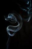 Formas del humo Imágenes de archivo libres de regalías