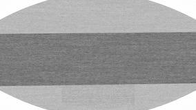 Formas del malfuncionamiento del fondo que destellan abstracto almacen de video