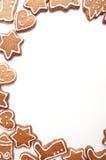 Formas diferentes de bolinhos do pão-de-espécie imagens de stock royalty free