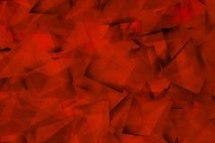 Formas do Colorist na névoa Foto de Stock