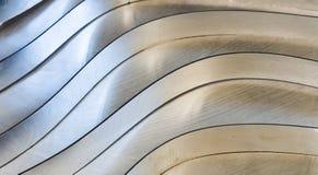 Formas do metal Imagens de Stock