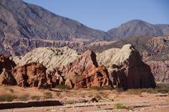 Formas Geological Foto de Stock