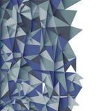 Formas geométricas abstractas del fondo Imagenes de archivo