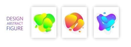 Formas geométricas abstratas Projeto, geometria fotografia de stock royalty free