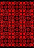 Formas geométricas em um quadrado Foto de Stock Royalty Free