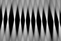 Formas verticales abstractas Fotografía de archivo