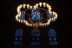 Formas y luces Foto de archivo