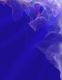 Formas y luz abstractas stock de ilustración