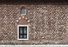 format ściana surowa kamienna Fotografia Stock