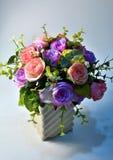 formatet för blomman för designeps-mappen inkluderar Arkivfoto