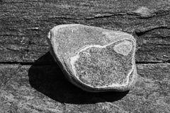 Formation abstraite sur la roche Images libres de droits