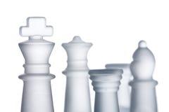 Formation d'échecs photos libres de droits
