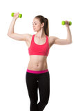 Formation de biceps photos stock