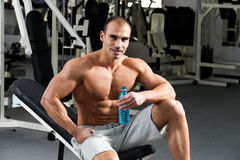 Formation de gymnastique images stock