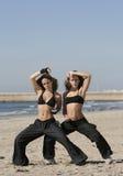 Formation de jumeaux Photographie stock