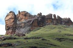 Formation de montagne Photos libres de droits