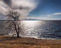 Formation de nuages de tempête Image libre de droits