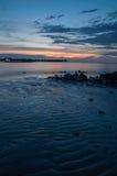 Formation de plage Photo libre de droits