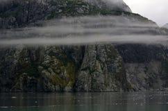 Formation de roche d'Alaska Photo libre de droits