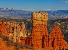 Formation de roche de attirance en Bryce Canyon National Park L'Utah, USA Photos libres de droits