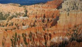 Formation de roche de désert Photos libres de droits