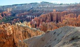 Formation de roche impressionnante dans Bryce Canyon National Park l'Utah, Etats-Unis Images stock