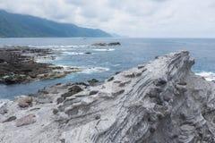 Formation de roche volcanique photographie stock libre de droits