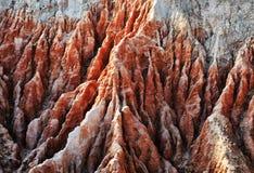 Formation de roches d'Algarve Photo libre de droits