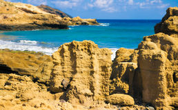 Formation de sable Images libres de droits