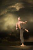 Formation de sports d'arts martiaux images stock