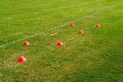 Formation du football du football Image stock
