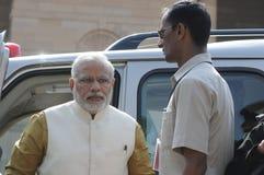 Formation du Gouvernement Indien 2014 Photo libre de droits