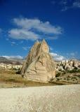 Formation en pierre dans Cappadocia Photographie stock