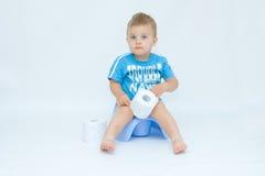 formation potty Photo stock