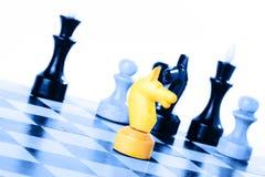 Formation stratégique Photo libre de droits