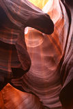 Formation in the upper antelope slot can Stock Photos