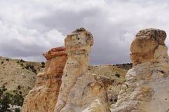 Formations de Castle rock photographie stock