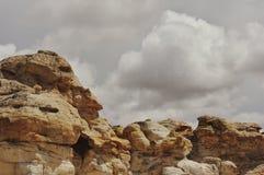 Formations de Castle rock photo libre de droits